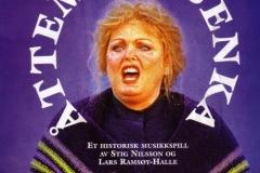 Plakat Åttemannsenka 2001