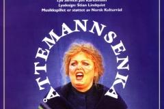 Program Åttemannsenka 2001 - side 1